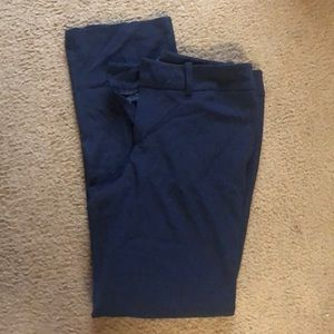 Navy Blue Slacks
